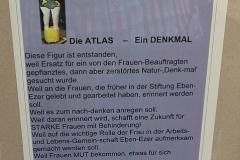 Die Atlas - ein Denkmal