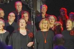 """GOSPELKONZERT - COME INTO THIS HOUSE - GOSPELSOULS St. Johann + Band & Soulteens-Lemgo"
