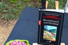Krimilesung mit Robert C. Marley, Sabine Trinkaus und Sascha Gutzeit