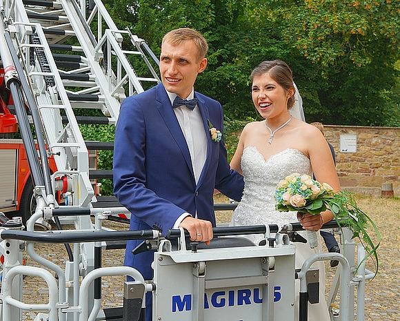 Malisa & Sascha Hochzeit
