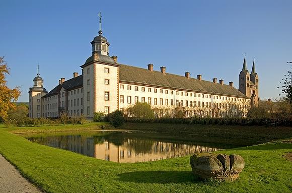 Schloss-Corvey