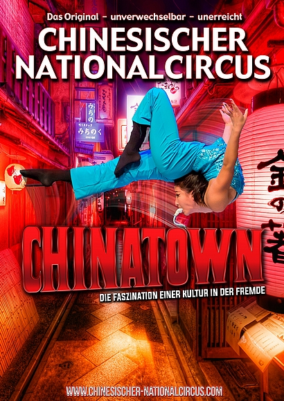 Artwork Nationalcircus 2015