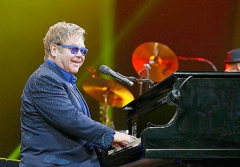 Sir Elton John - 2014