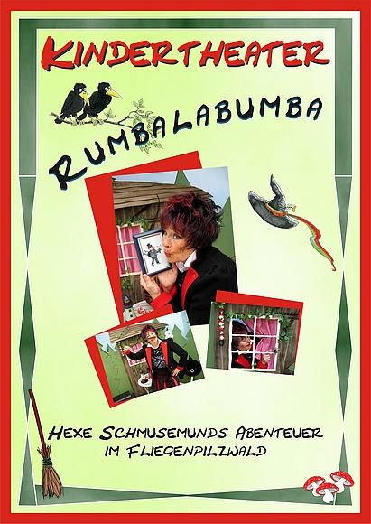 003_Hexe Schmusemund Plakat