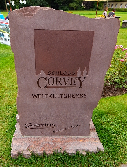 Gartenfest Kloster & Schloss Corvey