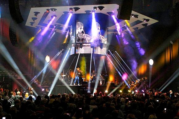 "David Garrett - ""EXPLOSIVE LIVE!""-Tour"
