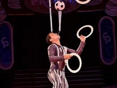 CircusProbst-Jonglage