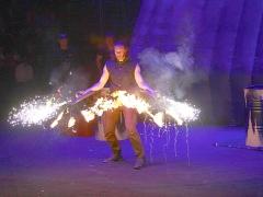 Flic Flac - WILD XMAS - Show 2014 Bielefeld